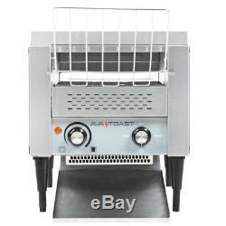 "Avantco T140 Conveyor Toaster with 3/"" Opening 120V"