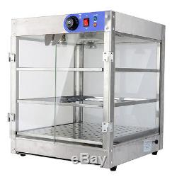 Commercial 20 X 20 X 24 Countertop Food Pizza Pastry