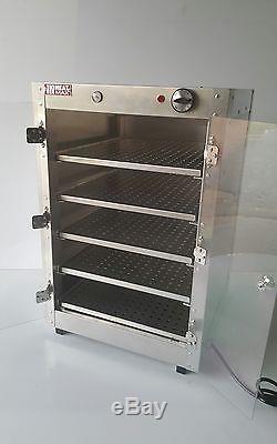 Commercial Food Warmer Heatmax 19x19x29 Hot Box Pizza