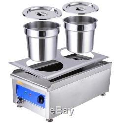 Pleasing Commercial Food Warmer Portable Steam Table Countertop 2 Home Interior And Landscaping Staixmapetitesourisinfo