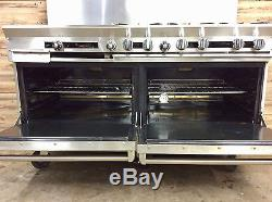 Dynamic Cooking Systems 60 Commercial Double Oven 6