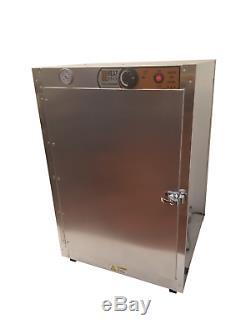 Heatmax 19x19x29 Commercial Food Warmer Hot Box, Pizza Warmer