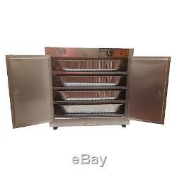 Heatmax Commercial Countertop Hot Box Cabinet Food Warmer 25 X 15 X ...
