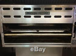 Montague 36 Flat Top Griddle Natural Gas Stove Range With