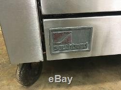 Southbend 436a Commercial 36 Range With Convection Oven